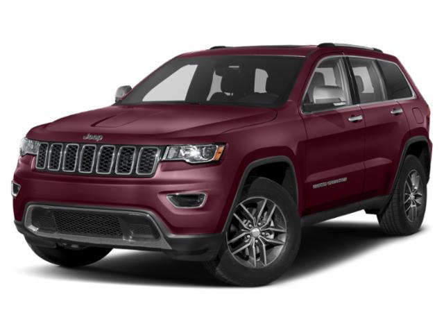 Velvet Red Pearlcoat 2020 Jeep Grand Cherokee LIMITED SUV Garner NC