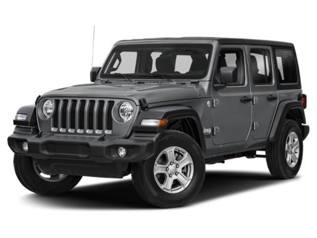 2020 Jeep Wrangler Sahara for sale in New York, NY
