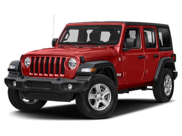 2020 Jeep Wrangler Sahara for sale in Oakbrook, IL