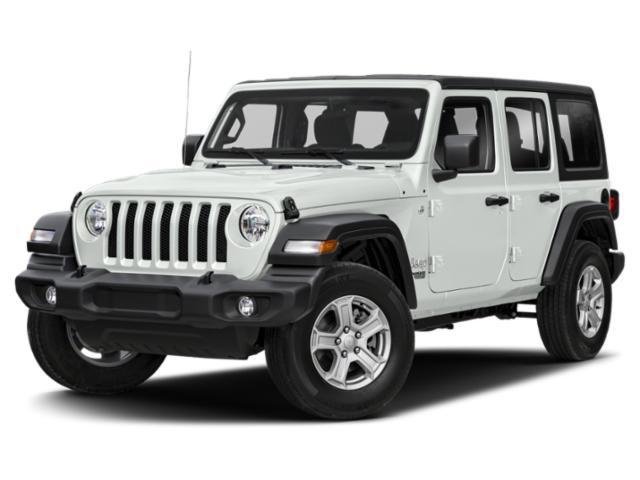 2020 Jeep Wrangler Unlimited Sport S [0]