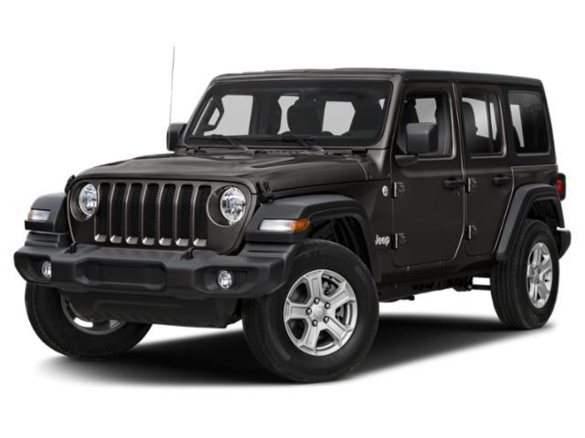 2020 Jeep Wrangler Black and Tan for sale in Jonesboro, AR