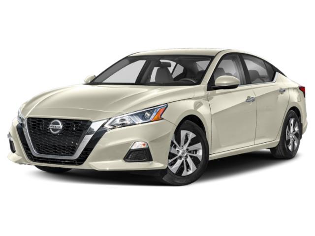 2020 Nissan Altima 2.5 Platinum [1]