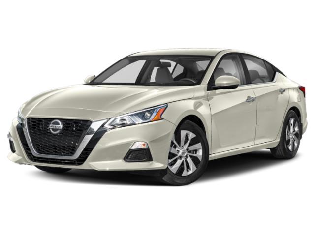 Glacier White 2020 Nissan Altima 2.5 S 4dr Car Danville VA