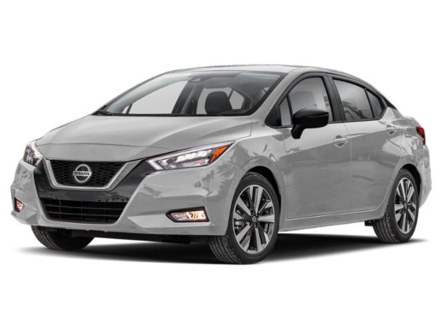2020 Nissan Versa SV [2]