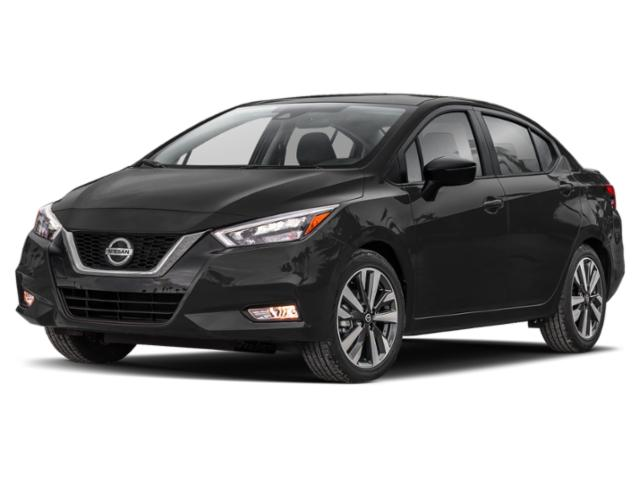 2020 Nissan Versa S [0]