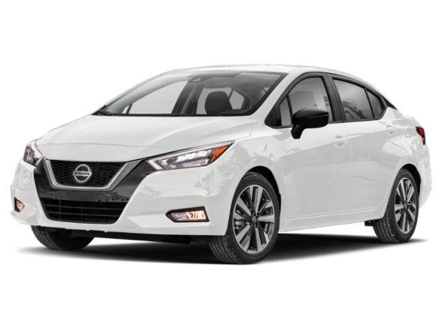 2020 Nissan Versa SV [0]