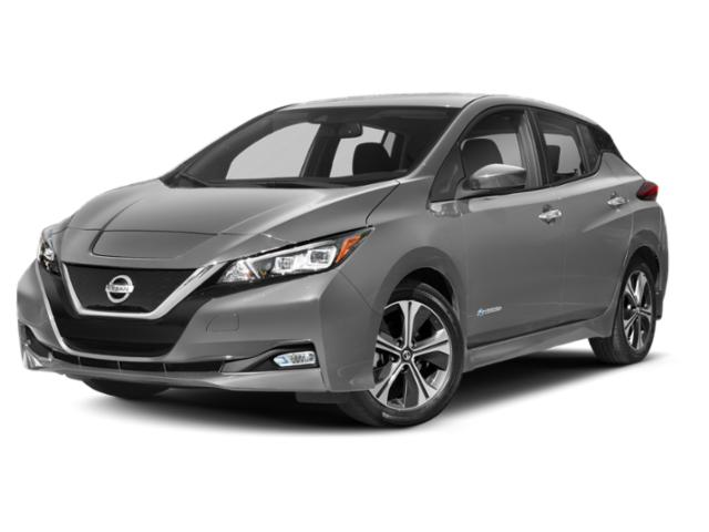 2020 Nissan Leaf SV PLUS [1]