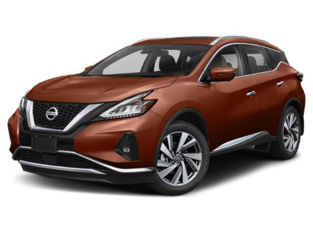 2020 Nissan Murano Platinum [9]