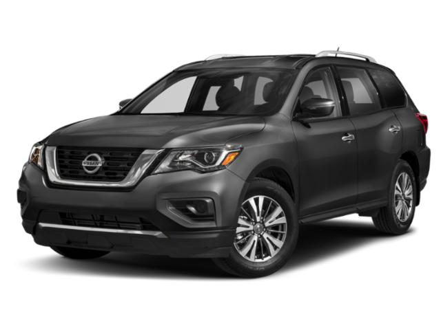 2020 Nissan Pathfinder S [2]