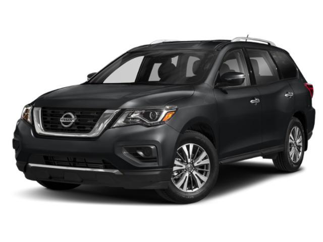 2020 Nissan Pathfinder S [11]