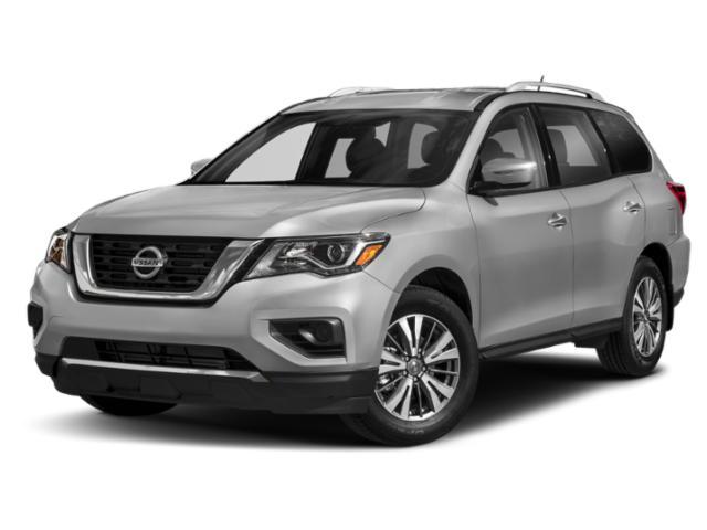 2020 Nissan Pathfinder S [10]