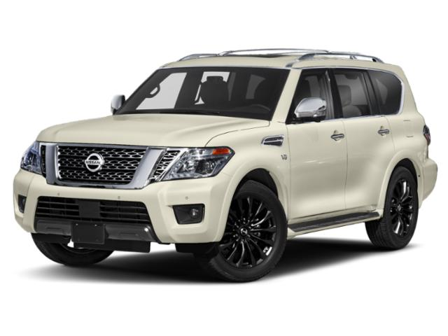 2020 Nissan Armada Platinum [1]
