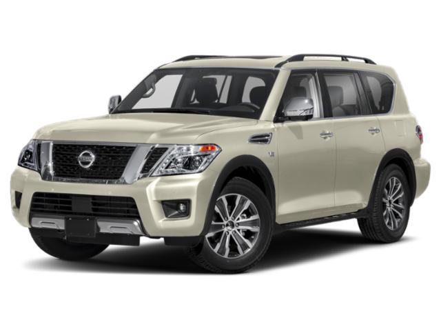 2020 Nissan Armada SL for sale in Houston, TX