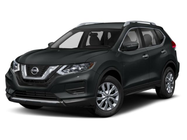 Magnetic Black Pearl 2020 Nissan Rogue S SUV Neptune NJ