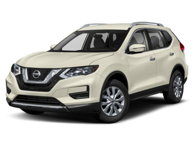 Pearl White Tricoat 2020 Nissan Rogue SV SUV Neptune NJ