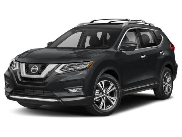 Magnetic Black Pearl 2020 Nissan Rogue SL SUV Danville VA