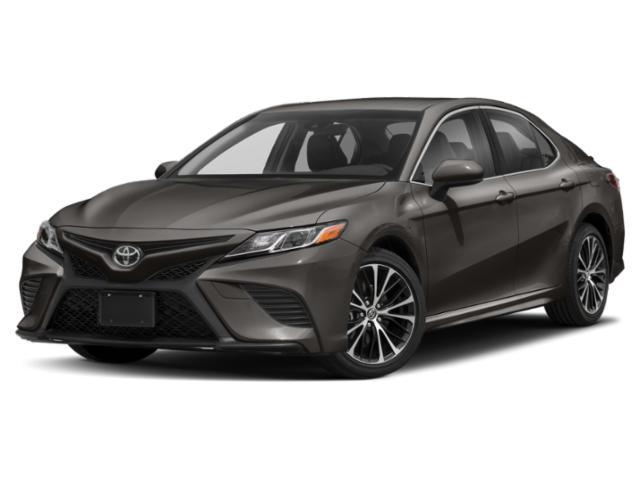 Predawn Gray Mica 2020 Toyota Camry SE 4dr Car Huntington NY