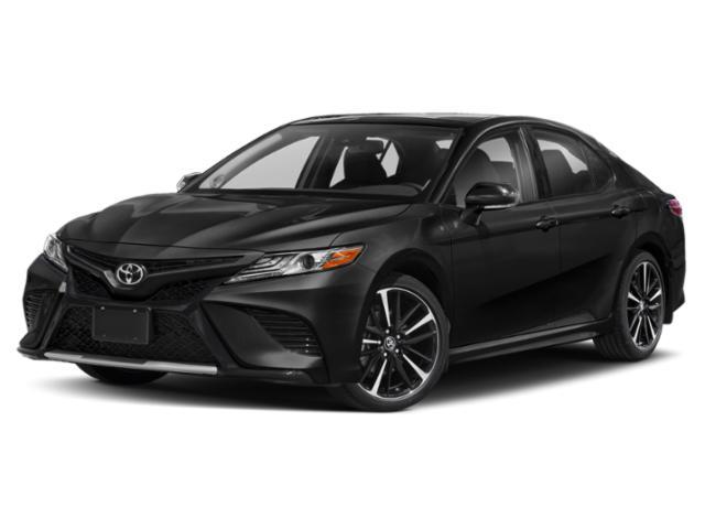 Midnight Black Metallic 2020 Toyota Camry XSE 4dr Car Huntington NY