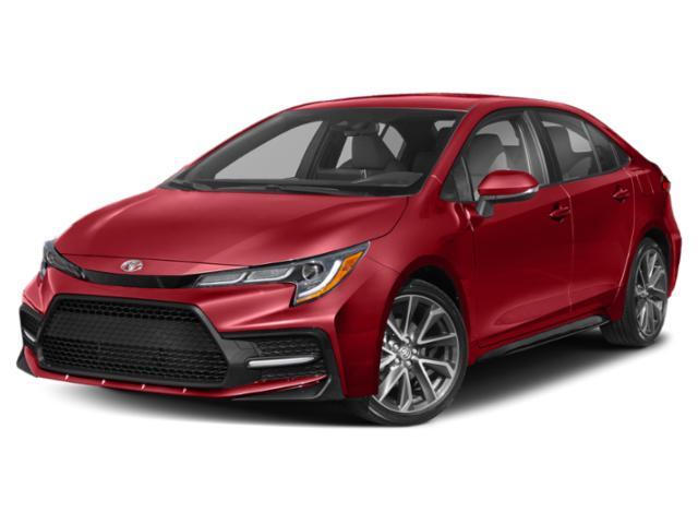 2020 Toyota Corolla SE [1]