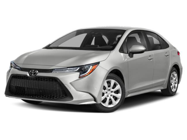 2020 Toyota Corolla LE [4]