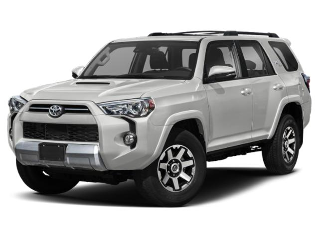 2020 Toyota 4Runner TRD Off Road Premium [1]
