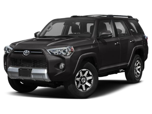 2020 Toyota 4Runner TRD Off Road Premium [0]