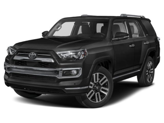 2020 Toyota 4Runner Limited [4]