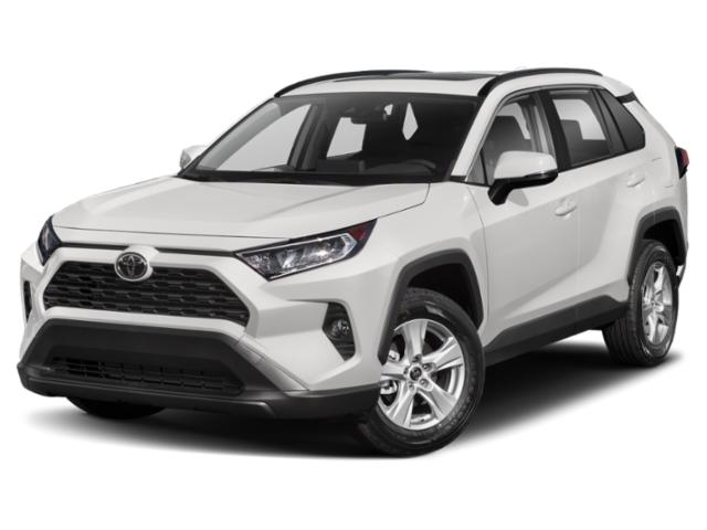 Super White 2020 Toyota Rav4 XLE SUV Huntington NY