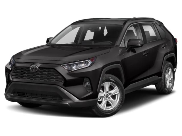 Magnetic Gray Metallic 2020 Toyota Rav4 XLE SUV Huntington NY