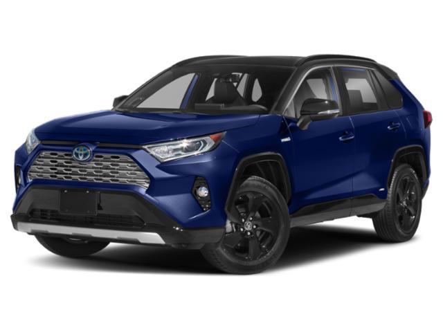 2020 Toyota Rav4 HYBRID XSE SUV Slide