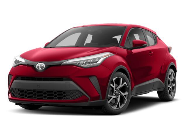 2020 Toyota C-Hr LE [1]