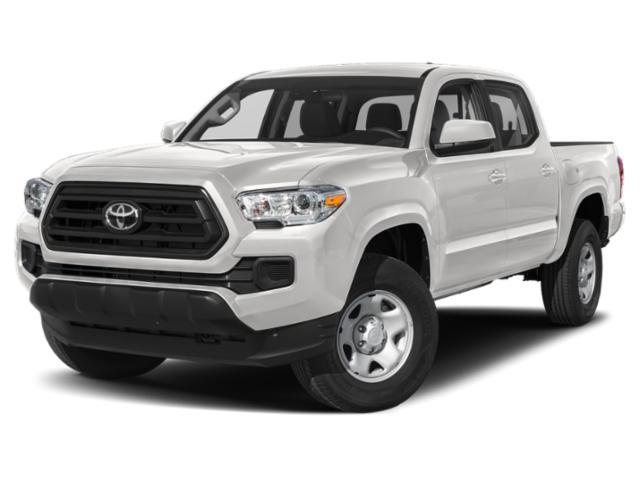 2020 Toyota Tacoma 4Wd TRD Sport [0]