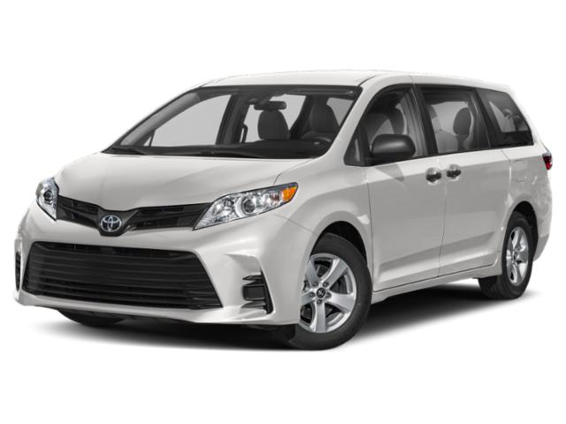 2020 Toyota Sienna L [4]