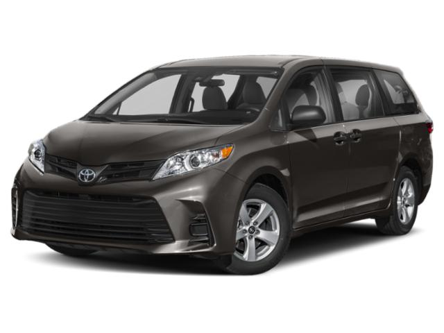 2020 Toyota Sienna LE [2]