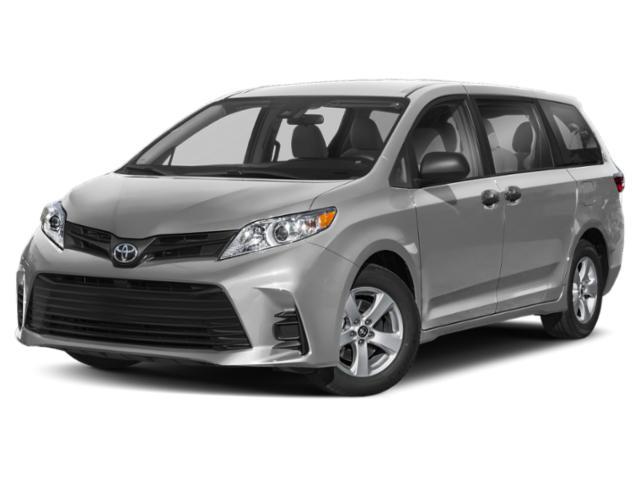 2020 Toyota Sienna XLE [4]