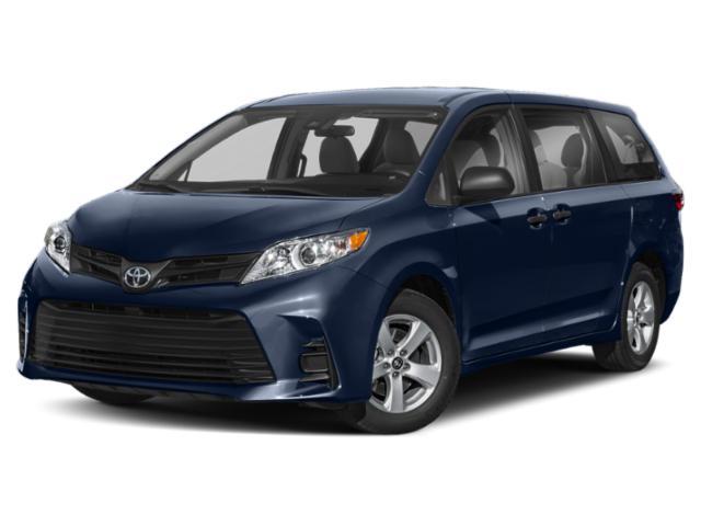 2020 Toyota Sienna XLE [9]