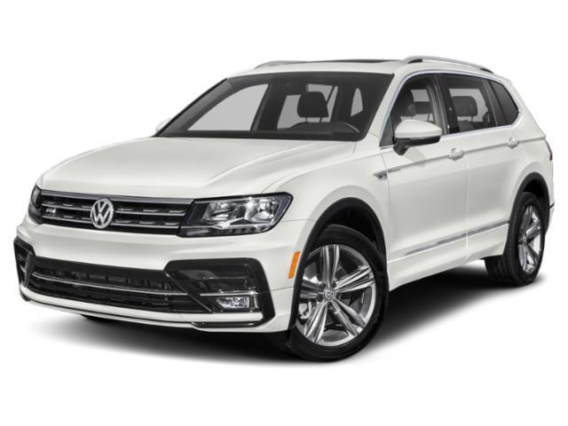 2020 Volkswagen Tiguan SE R-Line Black for sale in Woodside, NY