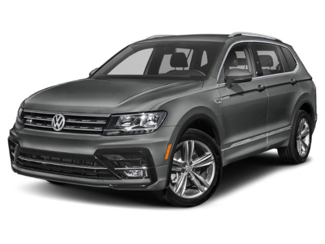 2020 Volkswagen Tiguan SE R-Line Black for sale in Alexandria, VA