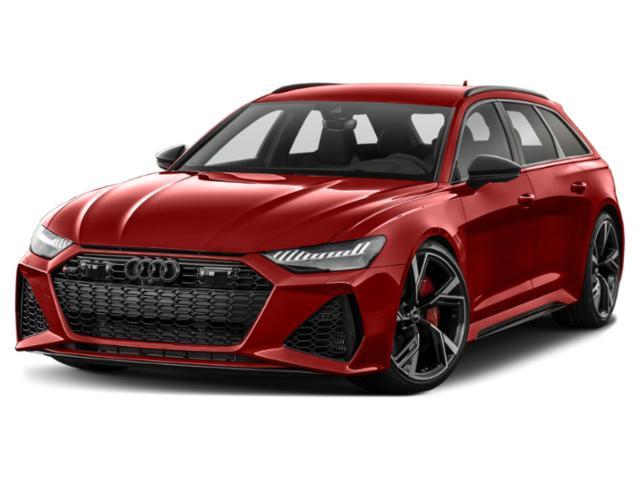 2021 Audi RS 6 Avant 4.0 TFSI quattro