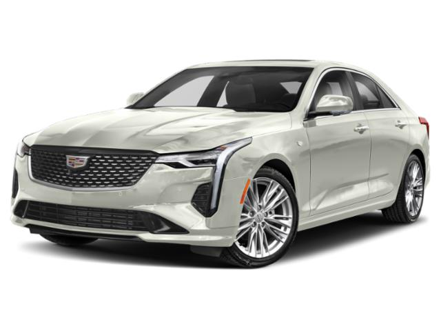 2021 Cadillac CT4 Luxury for sale in Naperville, IL
