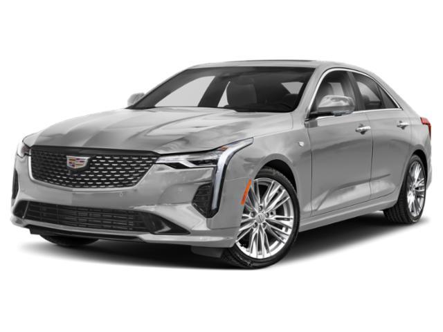 2021 Cadillac CT4 Premium Luxury for sale in Naperville, IL