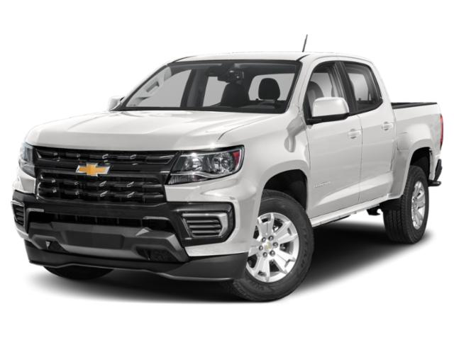 2021 Chevrolet Colorado 2WD Work Truck [0]