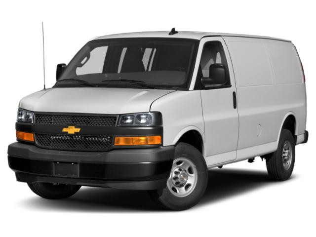 """2021 Chevrolet Express Cargo Van RWD 2500 155"""" [8]"""