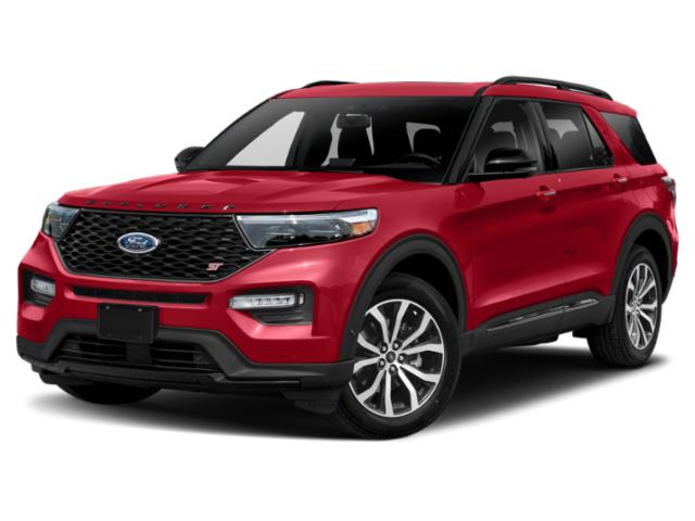 2021 Ford Explorer ST for sale in Columbus, OH