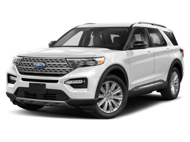 new 2021 Ford Explorer ST