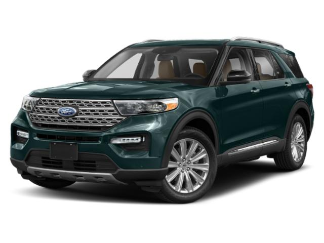 2021 Ford Explorer Limited for sale in Henderson, NV