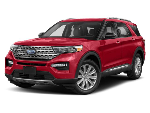 2021 Ford Explorer XLT for sale in Bartow, FL