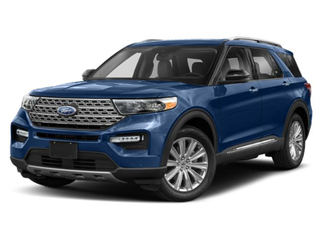 2021 Ford Explorer Limited for sale in San Antonio, TX