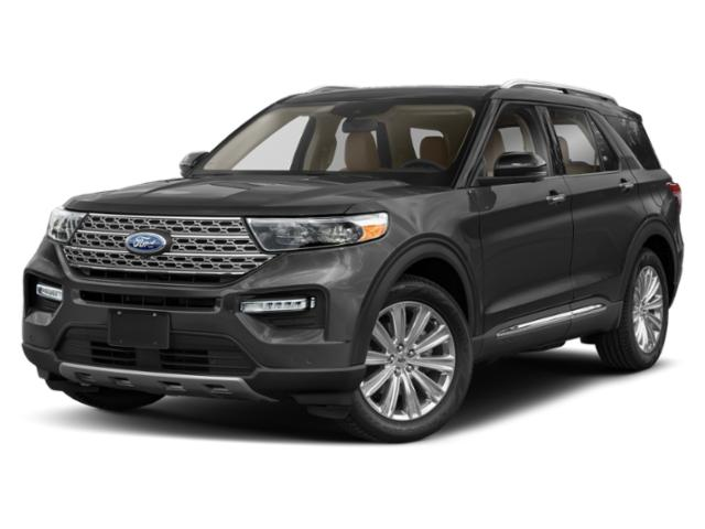 2021 Ford Explorer Limited for sale in Valparaiso, IN