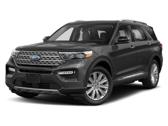 new 2021 Ford Explorer Platinum